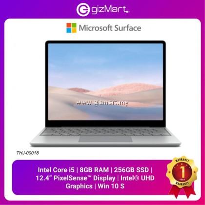 "Microsoft Surface Laptop Go 12.4"" Core i5 8GB / 256GB (Platinum) THJ-00018"