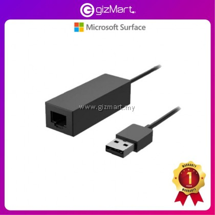 Microsoft Surface Pro 3 Ethernet USB 3.0 Adapter (3U4-00008)