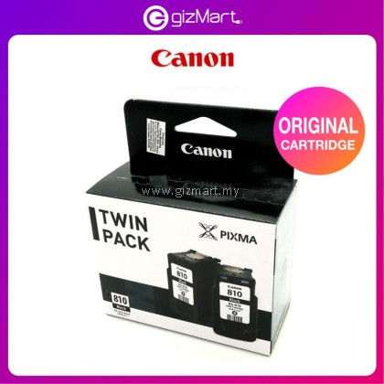 Canon PG-810 (9ml) Black Genuine Ink Cartridge For iP2770/2772/MP245/237/258/287/486/496/497/ MX328/338/347/357/366/416/426