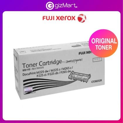 Original FUJI XEROX CT202329 TONER CARTRIDGE FOR DOCUPRINT M225 DW/M225 Z/M265 Z/P225 D/P225 DB/P265 DW PRINTER