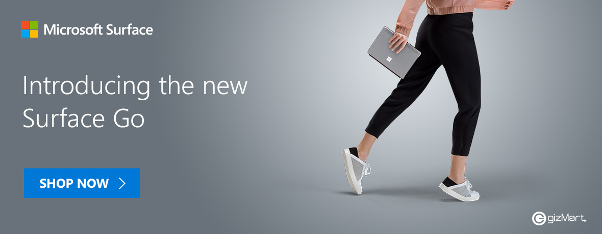 Surface Go Launch