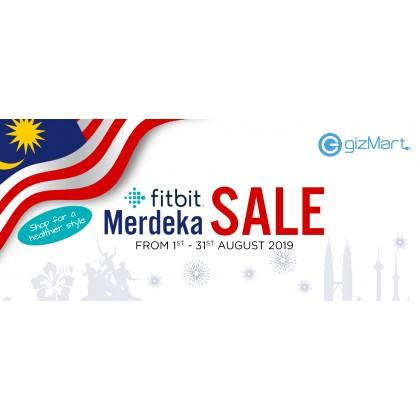 Fitbit Merdeka Sale 2019