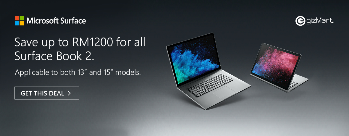 Surface Book 2 March