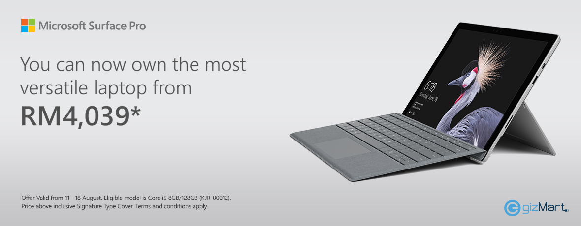 Surface Pro Aug